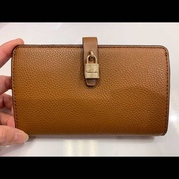 5a72aeee4c0c5a Michael Kors Bags | Adele Slim Bifold Leather Wallet | Poshmark